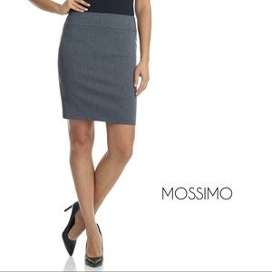 Mossimo | Charcoal Pencil Skirt